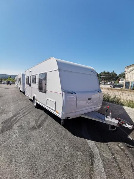 caravane ERIBA EXCITING 470 modele 2019