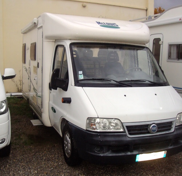 Camping car MC LOUIS LAGAN 252